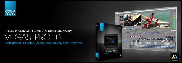 Sony Vegas PRO v11.0.371 繁體中文化版
