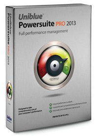 全面清理.修復和改善PC維護工具 Uniblue PowerSuite Pro 2013 4.1.2.1 Final