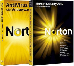 諾頓網路安全大師 Norton Antivirus | Internet Security 2012