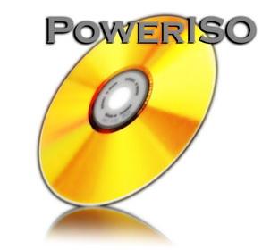 映像檔案處理工具 PowerISO 5.4