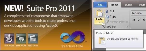 專業的ActiveX COM元件 Codejock Xtreme Suite Pro ActiveX 15.3.1