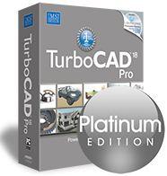 2D 3D 繪圖建模編輯工具 IMSI TurboCAD Pro Platinum v19.1