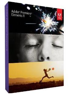 即時視訊編輯軟體 Adobe Premiere Elements v11.0 電影專業品質