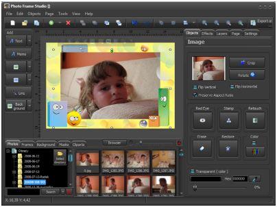 計劃相框工作室 Mojosoft Photo Frame Studio 2.83 Multilanguage
