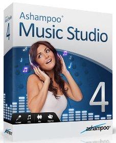 Ashampoo的音樂工作室 Ashampoo Music Studio 4.0.5