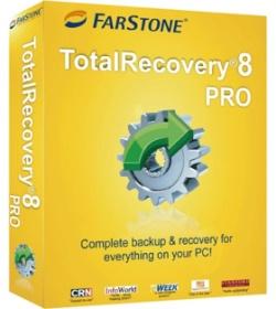 終極復原 FarStone TotalRecovery Pro 8.3 保護您的資料
