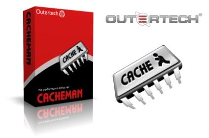 記憶體管理 Outertech Cacheman 7.60 加快電腦高速快取RAM
