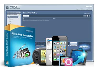 視訊轉換器 WinAVI All-In-One Converter 1.7.0.4653