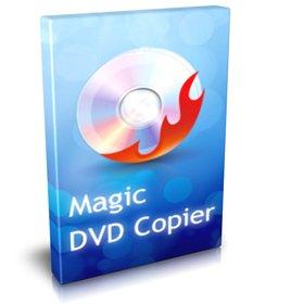 強大的DVD拷貝軟體 Magic DVD Copier 7.1.1