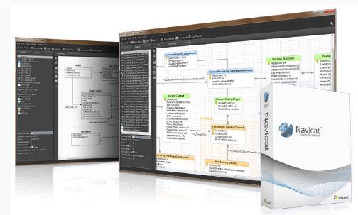 資料庫設計工具 Navicat Data Modeler 1.0.8