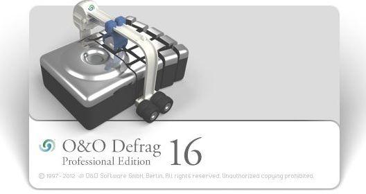 磁碟碎片整理 O&O Defrag Professional v16.0.139 磁碟重整軟體: 28.68 MB