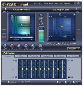 語音轉換軟體 AV Voice Changer Software Diamond 7.0.50