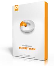 監控和運動檢驗軟體 SecurityCam 1.4.0.2