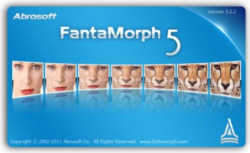 奇幻變臉秀 FantaMorph Deluxe 5.3.8