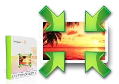 圖像縮放調整大小.壓縮.轉換 Light Image Resizer 4.3.3.0