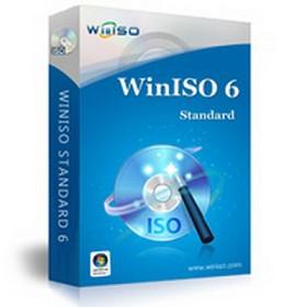 映像檔案加入/刪除/更名/提取檔案 WinISO Standard 6.2.0.4674