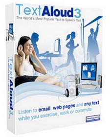 文字轉換成語音和MP3.下載到MP3播放器 NextUp TextAloud 3.0.48