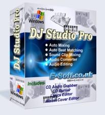 雙幅橋面調音台播放器 DJ Studio Pro 10.3.1.3