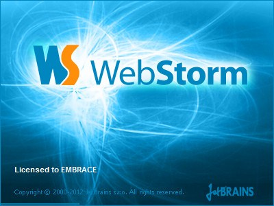 最好的JavaScript.CSS和HTML編輯器 JetBrains WebStorm 5.0.3