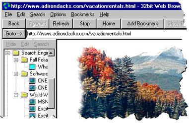 Web瀏覽器 ElectraSoft 32bit Web Browser v12.10.01