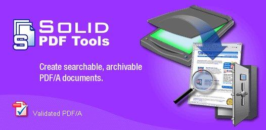 PDF生成和轉換 Solid PDF Tools 7.3 將PDF轉換為HTML