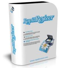 快速拉近彩色圖像圖片 Rapid Resizer 3.3.1