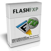 FTP檔案傳輸 FlashFXP 4.2.6 Build 1856