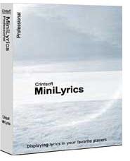 歌曲播放器 Minilyrics 7.4.20 同步顯示歌詞器