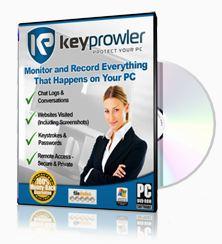 容許您記錄和控制您的電腦上所發生的一切 KeyProwler Pro v6.8.1