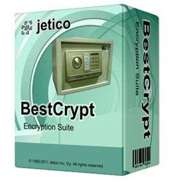 固定和抽取式磁碟加密軟體 Jetico BestCrypt 8.24.3