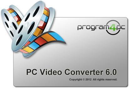 視訊轉換器工作室 PC Video Converter 6.0