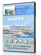 下載.管理.轉換.修復.播放FLV視訊檔案 GetFLV Pro 9.1.1.5