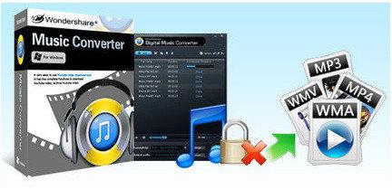 音樂轉換器 Wondershare Music Converter v1.3.4
