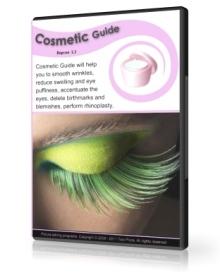 照片美容化妝大師 Cosmetic Guide 1.5.2 虛擬化妝軟體