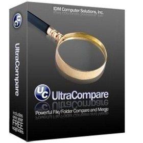 文字檔案比較功能 IDM UltraCompare 8.40.0.1000