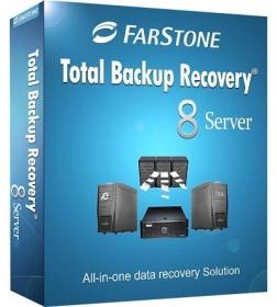 全備份恢復伺服器 FarStone Total Backup Recovery Server 8.3
