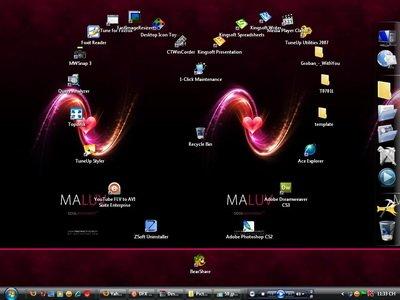 桌面圖示增強工具 Desktop Icon Toy 4.7