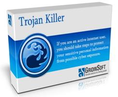 木馬剋星 GridinSoft Trojan Killer 2.1.3.3 禁用/刪除惡意軟體