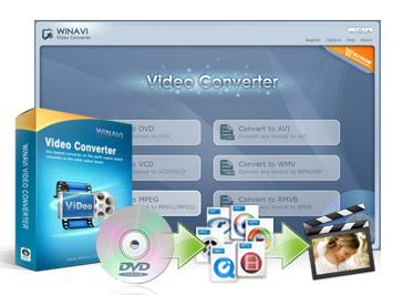 視訊轉換器 WinAVI Video Converter 11.6.1.4671