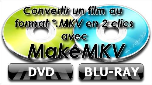 MKV檔案視訊轉換 MakeMKV 1.7.8 (DVD和Blu-ray光碟)