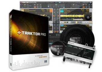 專業DJ軟體 Native Instruments Traktor Scratch Pro 2.6.0 R14627