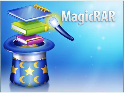 (磁碟.檔案壓縮/解壓)MagicRAR Studio 8.7