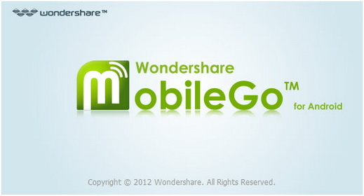(Android文件經理)Wondershare MobileGo for Android 3.3.0.230 + Rus
