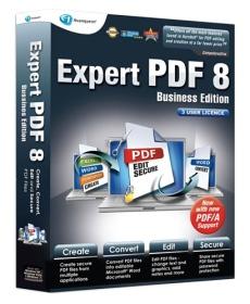 (PDF建立轉換和編輯)Avanquest Expert PDF Professional 8.0.360.0