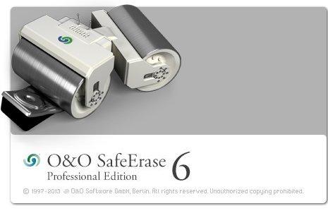 (網際網路安全) SafeErase Professional 6.0 Build 343 (x86/x64)