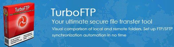 (FTP用戶端程式)TurboFTP 6.30 Build 962