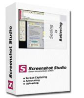 (截圖工具)Screenshot Studio 1.9.98.43