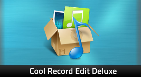 (音訊編輯)Cool Record Edit Deluxe 8.6.1