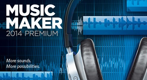 (音樂製作軟體)MAGIX Music Maker 2014 Premium 20.0.4.49