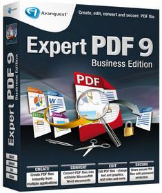 (PDF檔案轉換工具)Avanquest Expert PDF Professional 9.0.270